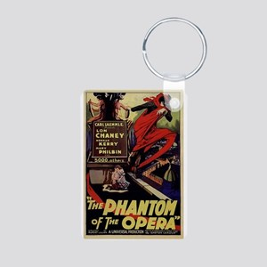 Original Phantom Aluminum Photo Keychain