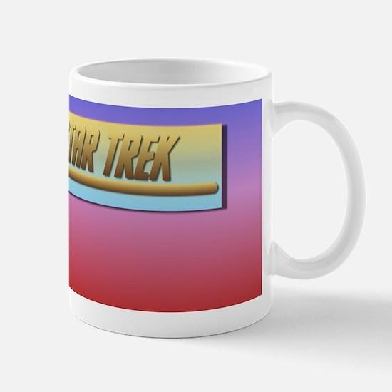 Custom Star Trek Mug