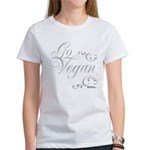 Go Vegan 1 - Women's T-Shirt