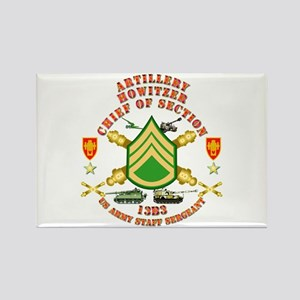 Artillery - Howitzer Section Chief - Ft Sill Recta