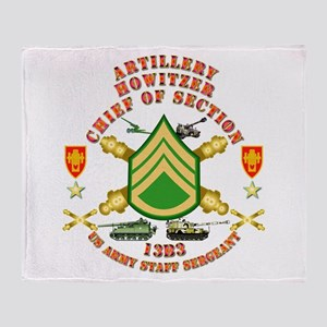 Artillery - Howitzer - Chief Throw Blanket