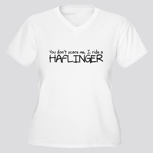Haflinger Women's Plus Size V-Neck T-Shirt