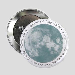 "Buddha-Moon 2.25"" Button"