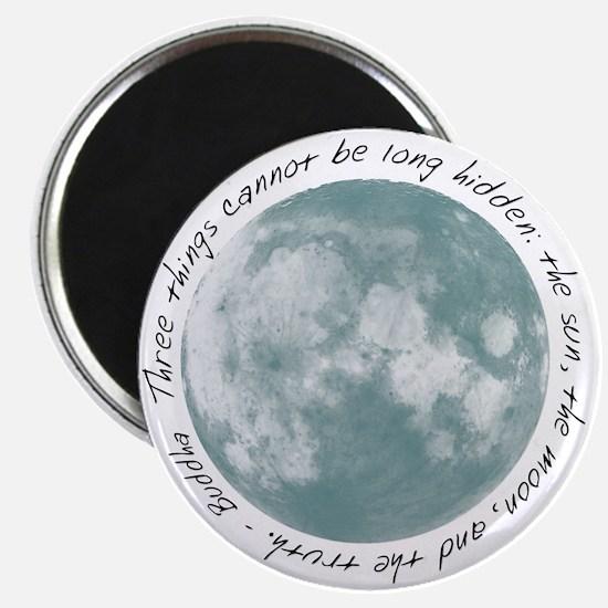 "Buddha-Moon 2.25"" Magnet (10 pack)"