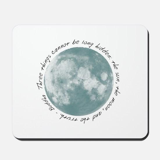 Buddha-Moon Mousepad