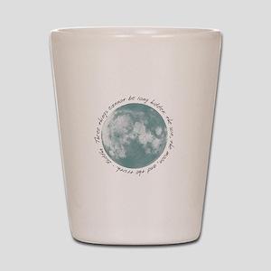 Buddha-Moon Shot Glass