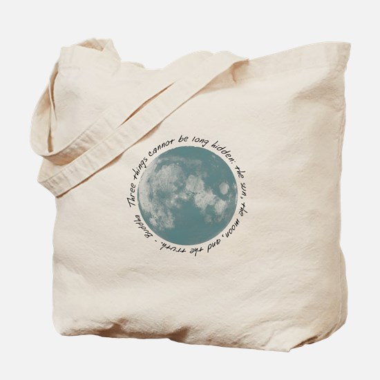 Buddha-Moon Tote Bag