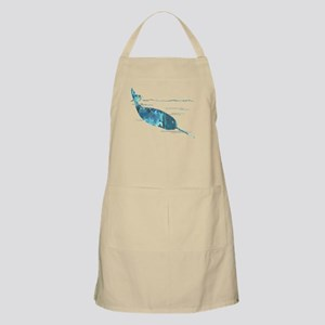 Narwhal Light Apron