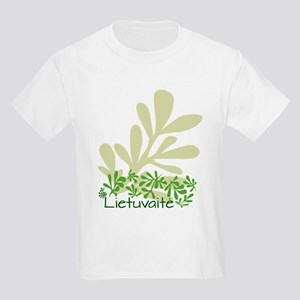 Lietuvaite Rue Pattern Kids Light T-Shirt