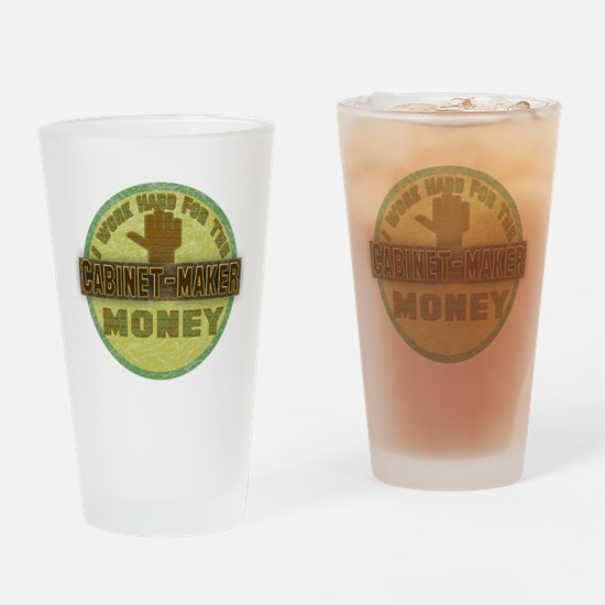 Cabinet-Maker Drinking Glass