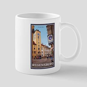 Regensburg Old Rathaus Mug