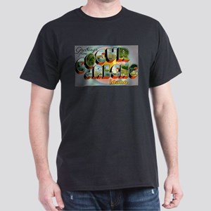 Coeur d'Alene Idaho T-Shirt