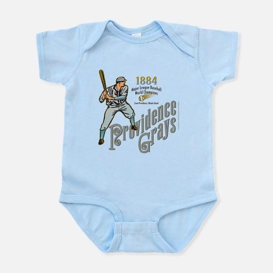Providence Grays Infant Bodysuit
