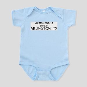 Happiness is Arlington Infant Creeper