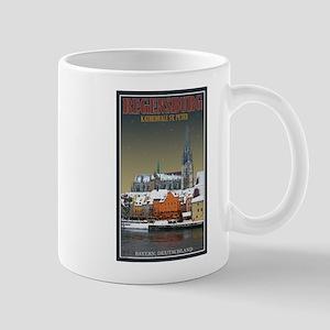 Regensburg Dom Winter Mug
