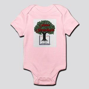 Future Genealogist Infant Bodysuit