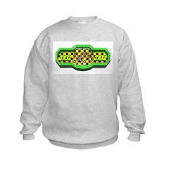 Dads Taxi Sweatshirt