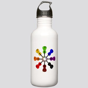 Circle of Violins Stainless Water Bottle 1.0L