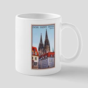 Regensburg Cathedral Mug