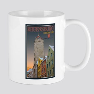 Regensburg Golden Tower Mug