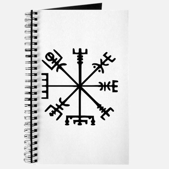 Viking Compass : Vegvisir Journal