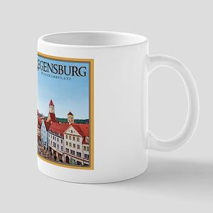 Regensburg Neupfarrkirch Mug