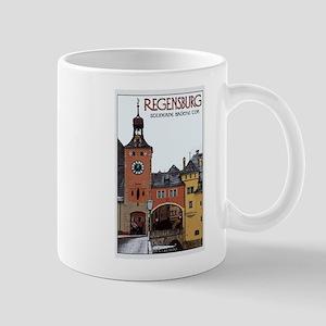 Regensburg Stone Bridge Mug