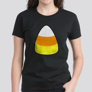 Candy Corn Women's Dark T-Shirt
