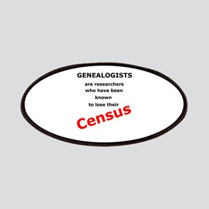 Red Losing Census Patches