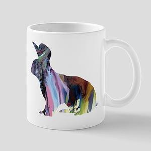 Colorful Bunny Mugs