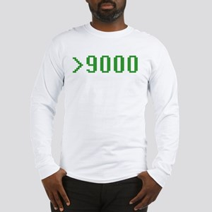 >9000 Long Sleeve T-Shirt