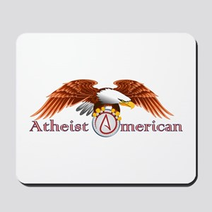 American Atheist Mousepad