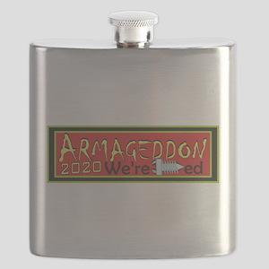 Armageddon 2020 Flask