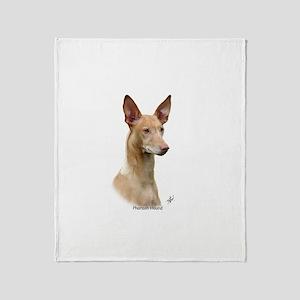 Pharaoh Hound 9Y73D-049 Throw Blanket