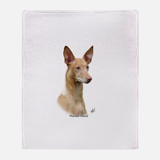 Pharaoh Hound 9Y73D-049 Throw Blanket