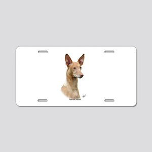 Pharaoh Hound 9Y73D-049 Aluminum License Plate