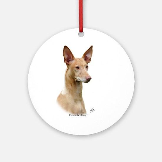 Pharaoh Hound 9Y73D-049 Ornament (Round)