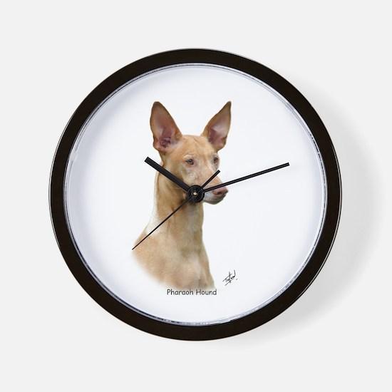 Pharaoh Hound 9Y73D-049 Wall Clock