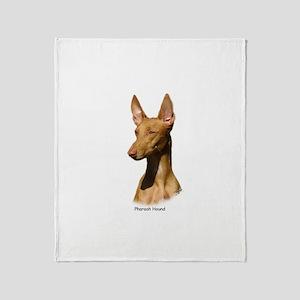 Pharaoh Hound 9P003D-60 Throw Blanket