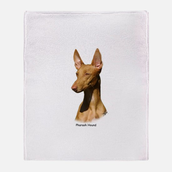 Pharaoh Hound 9P003D-60 Throw Blanket