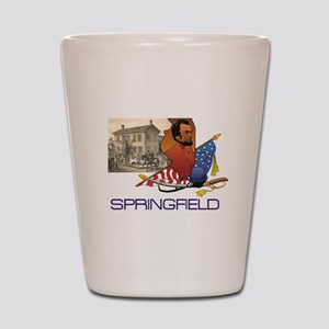 ABH Springfield Shot Glass