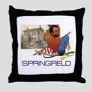 ABH Springfield Throw Pillow
