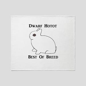 Best of Breed Throw Blanket