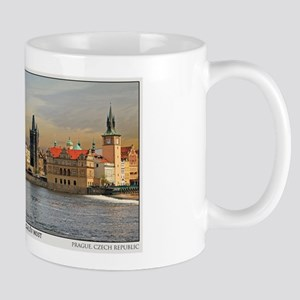 Charles Bridge Panorama Mug