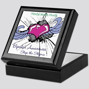 Mental Health Month Keepsake Box