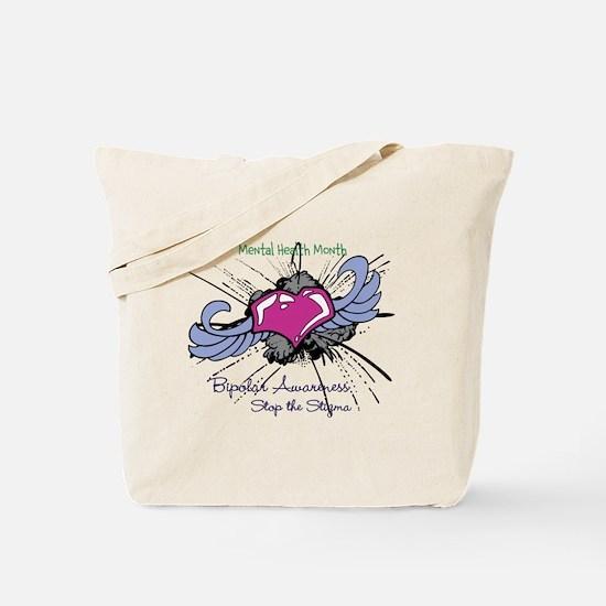 Mental Health Month Tote Bag