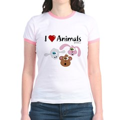 I Love Animals - T