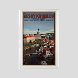 Cesky K. Vltava River Rectangle Magnet