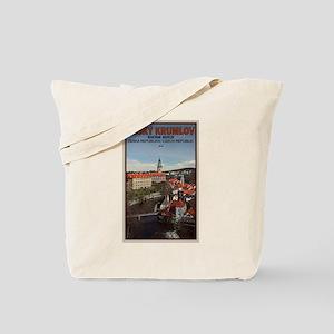 Cesky K. Vltava River Tote Bag