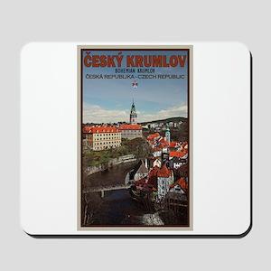 Cesky K. Vltava River Mousepad